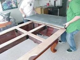 Pool table moves in New Orleans Louisiana