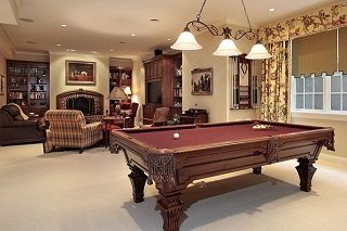 New Orleans Pool Table Room Sizes Content Img 1