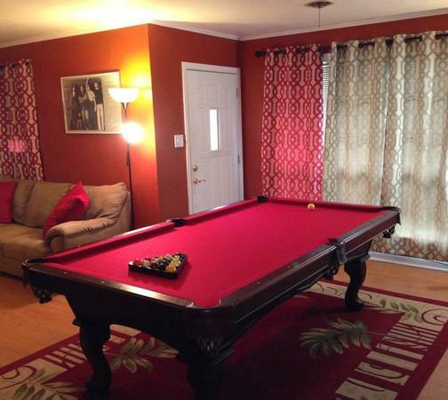 Solo 174 Kenner 9ft Brunswick Pool Table 30