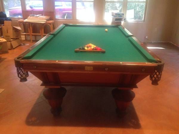 Pool Tables For Sale Sell A Pool Table In New Orleans Louisiana - Move my pool table