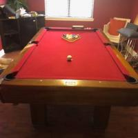 Hawthorn by Brunswick Pool Table