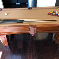 7x4 Brunswick Pool Billiard Table