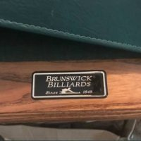 Brunswick Billiard Table