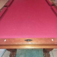 Brunswick Regulation Pool Table Excellent Condition
