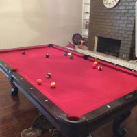 Brunswick Pool Billiard Table