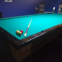 Heated Carom Billiard Table¡