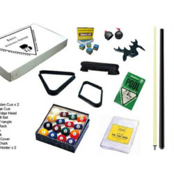 Billiard Kits and Pool Table Accessories for Sale