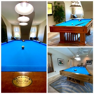 Olfhausen Pool Table